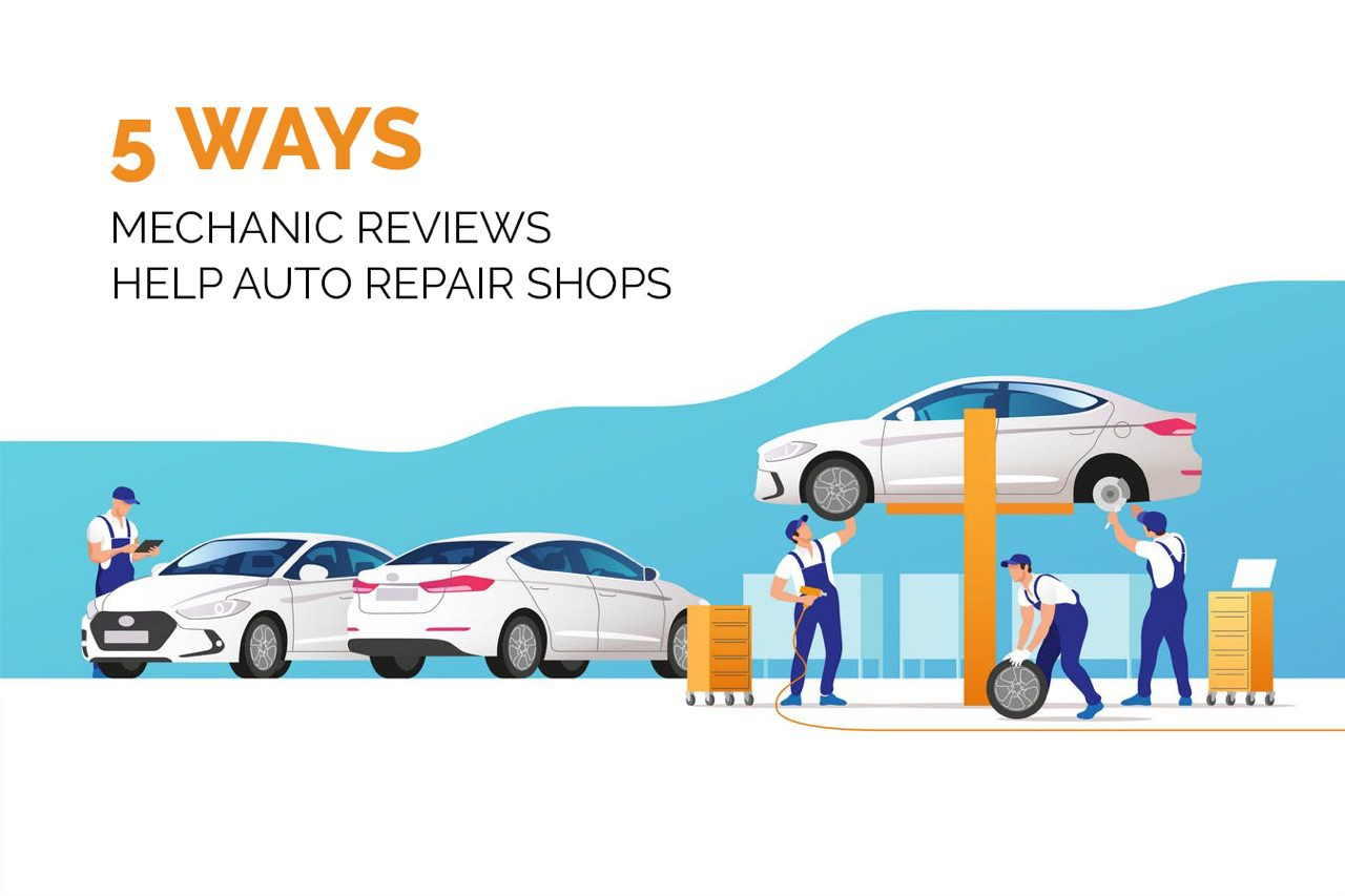 auto repair shop reviews
